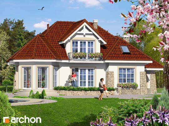 Готовые проекты домов и проекты