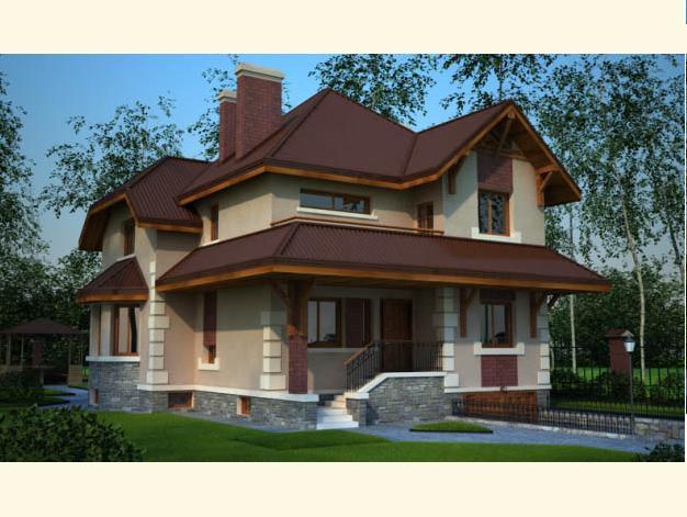 Дома до 200 м 2 дома с плоской крышей