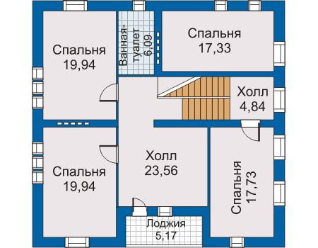 Схемы планов домов